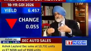 Global Economy Going Through A Slowdown Says Montek Singh Ahluwalia