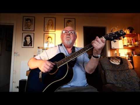 Guitar: Little Rosewood Casket (Including lyrics and chords) - YouTube