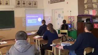 "Урок-презентация ""Проблемы молодежи"" 9 класс."