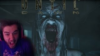 THE WORST JUMPSCARE! (Until Dawn Part 7)