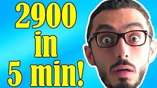 Binary Options: How I Make 2900$ in 5 min? My Trading Strategy for Binary Options! (Binary trading)