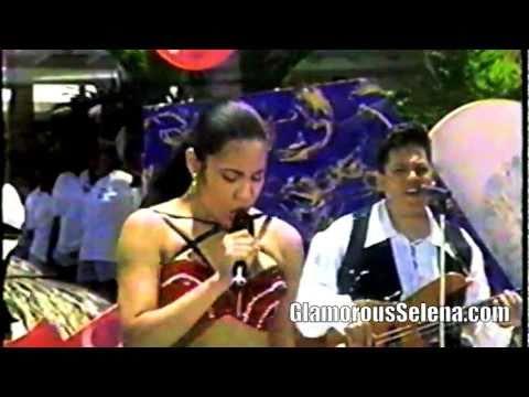 """Selena """"Acapulco 1993"""" Como La Flor  La Carcacha"""