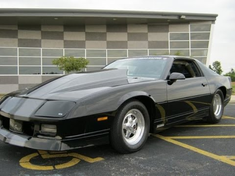 1986 chevy camaro pro street z28 iroc youtube. Black Bedroom Furniture Sets. Home Design Ideas