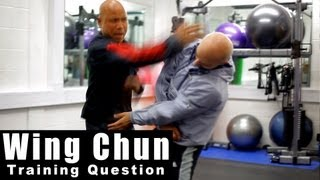 Wing Chun training - wing chun is important to have speed and power. Q28