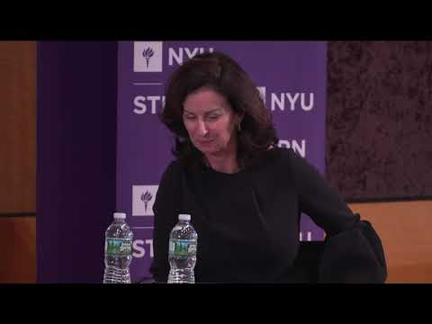 2017 NYU Stern FinTech Conference: Morning Fireside Chat: Regulation and Financial Access