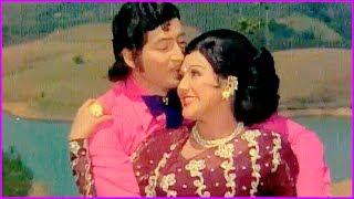 Sobhan Babu And Manjula Hit Video Song - Monagadu Telugu Movie Video Song