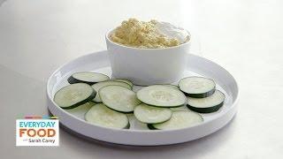 How To Make Curried-chickpea-yogurt Dip - Everyday Food With Sarah Carey
