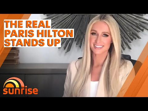 The real Paris Hilton stands up in new documentary 'This Is Paris' | Sunrise