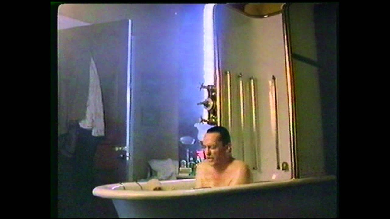 Sherlock Holmes Bath Scene From The Master Blackmailer