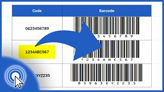 How To Create Barcodes In Excel (The Simple Way)