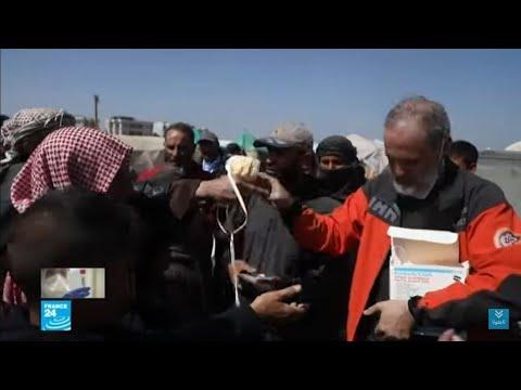 سوريا: مخاوف على مصير النازحين في حال تفشى فيروس كورونا في مخيماتهم  - 12:01-2020 / 3 / 26