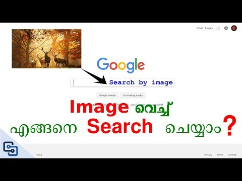 How to search by images on google