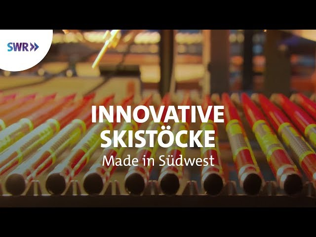 Innovative Skistöcke - LEKI-Managerin auf Erfolgskurs | SWR made in Südwest