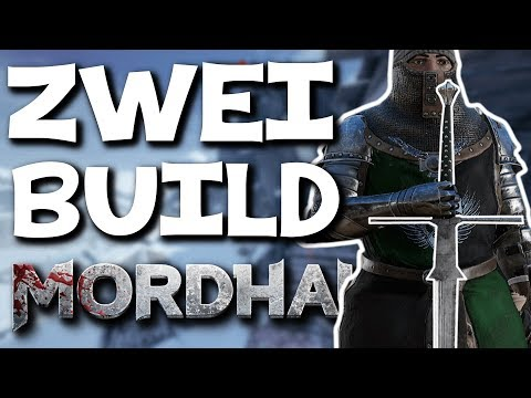 My Favorite ZWEIHANDER BUILD! - Mordhau Frontline Gameplay