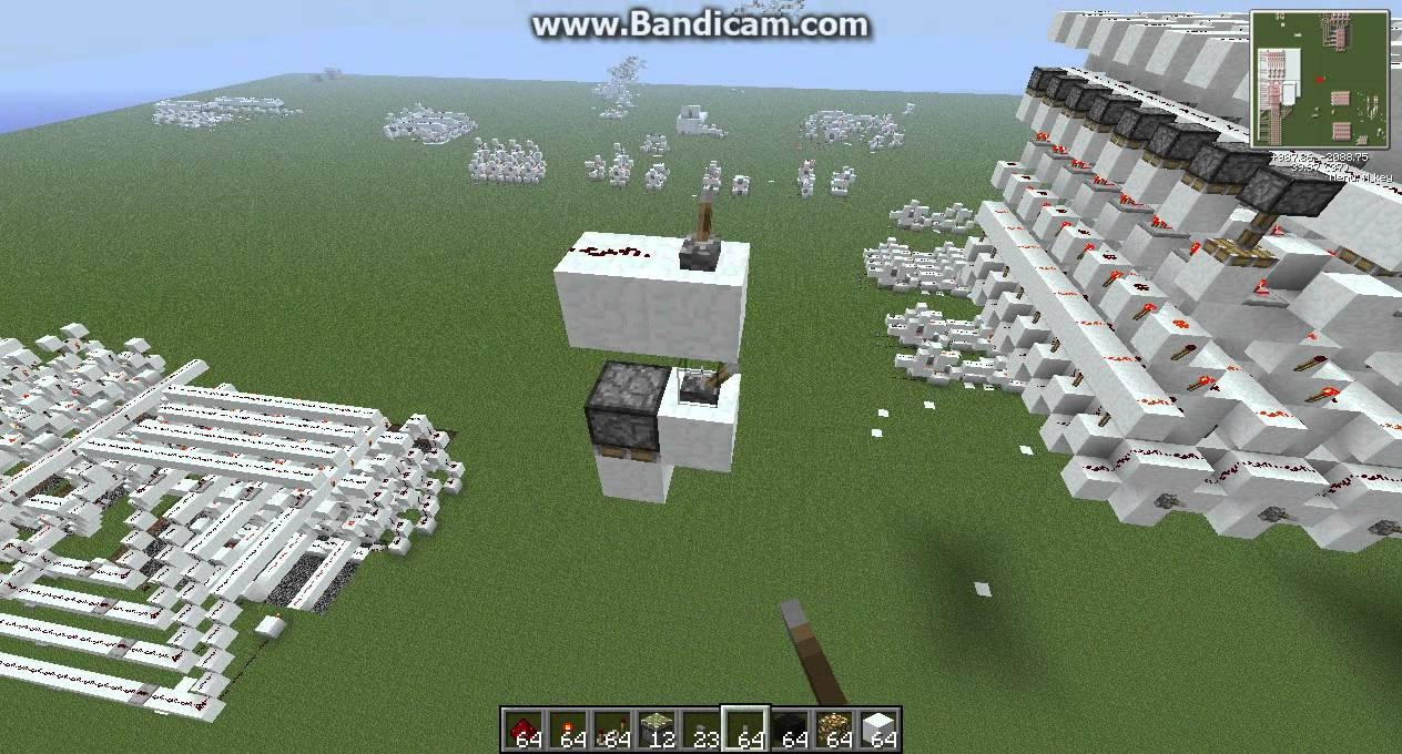 Minecraft Redstone Memory Circuit Modern Design Of Wiring Diagram Clock Project Extremely Compact Cell Youtube Rh Com