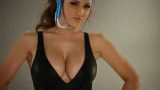 Lucy Pinder - Dressing - Makes Me Prematurely Perspire - Lynx-Axe - Banned Commercial.mp4