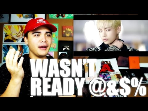 BTS - Blood Sweat & Tears MV Reaction [I WASN'T READY!]
