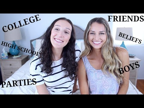 COLLEGE & HIGH SCHOOL ADVICE w/ Orly Alexandria! // Confidence, Beliefs, Friendship