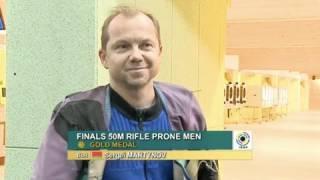 Finals 50m Rifle Prone Men - ISSF Rifle&Pistol World Cup Final 2011, Wroclaw (POL)