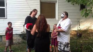 My Juggalo wedding