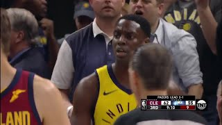 3rd Quarter, One Box Video: Indiana Pacers vs. Cleveland Cavaliers