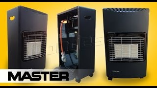 Газовый инфракрасный обогреватель рекомендации розжига минусы Master 450 CR отопление гаража(, 2016-04-09T06:28:59.000Z)