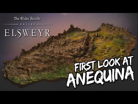 First Look at the Zone of ELSWEYR | Elder Scrolls Online - Elsweyr PTS