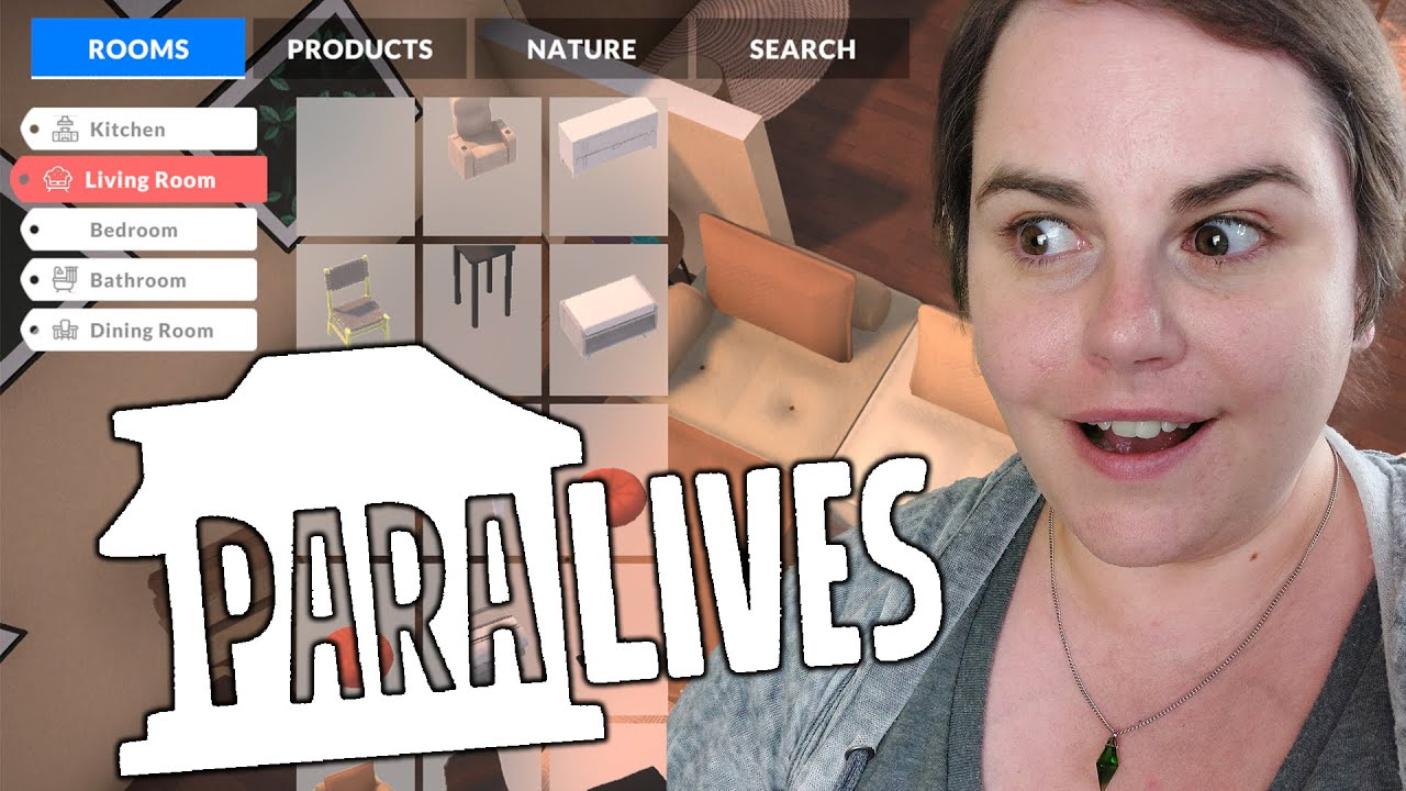 PARALIVES New Build Video is AMAZING! Build Tools, UI, Catalog First Look!