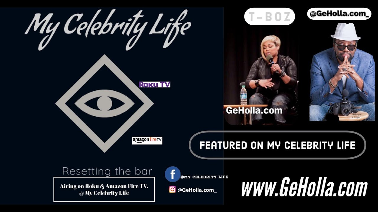 My Celebrity Life: T-Boz talks 2pac and never got a chance to tell her friend goodbye.