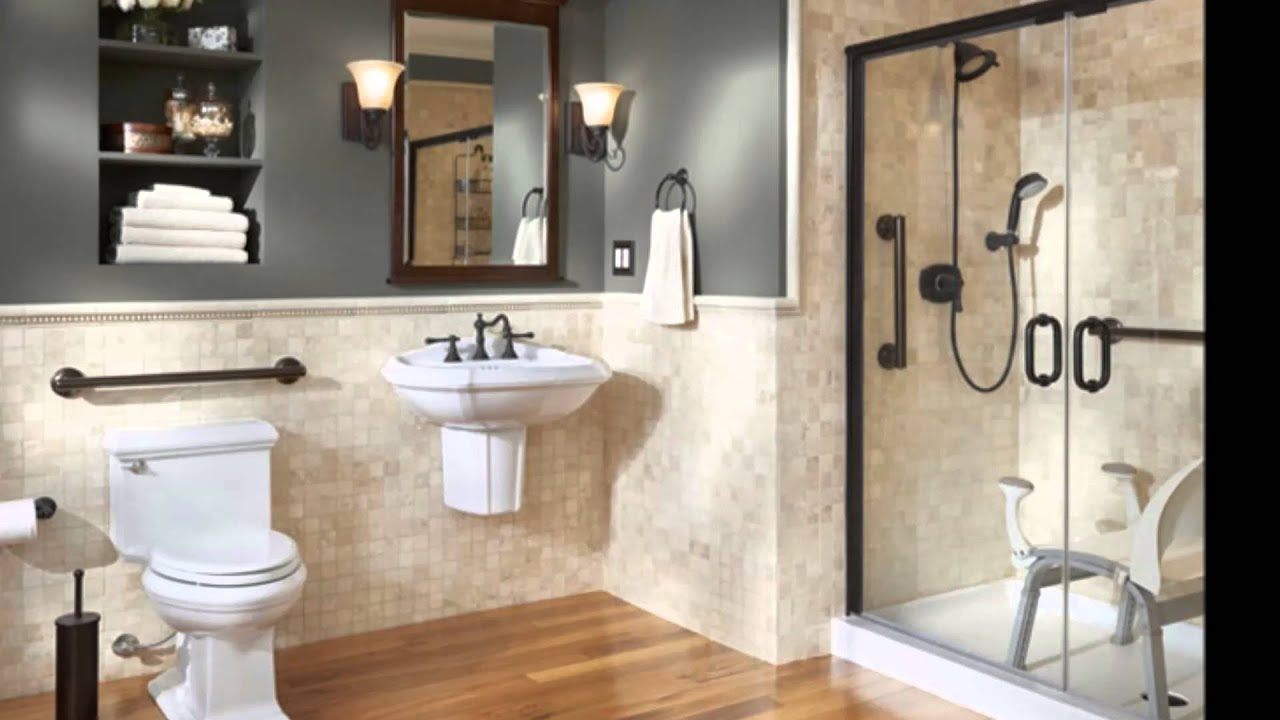 Costo bagno per disabili edilnet it youtube for Pinterest bagni