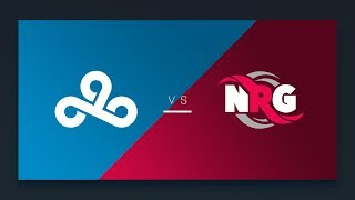 CS:GO - Cloud9 vs. NRG [Mirage] Map 2 - NA Day 4 - ESL Pro League Season 6