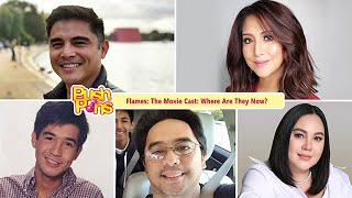 Flames: The Movie Cast: Where Are They Now? | Push Pins