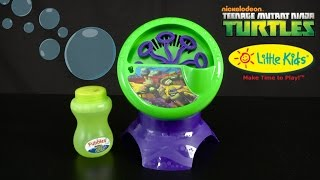 Nickelodeon Teenage Mutant Ninja Turtles Fubble Bubble Blastin