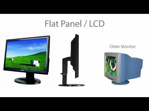 Computer Terms: Peripheral, USB, Thumb Drive, Flat Panel, MP3