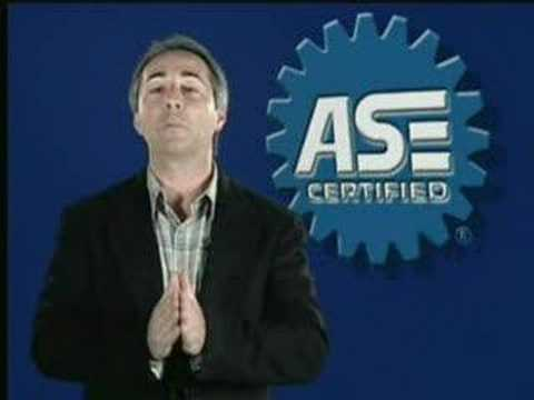 ASE Explained -www.Bergwall.com- Online Auto Tech Training