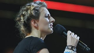 "The Voice of Poland V - ""Beneath Your Beautiful"" - Sarsa Markiewicz, Jerzy Grzechnik"