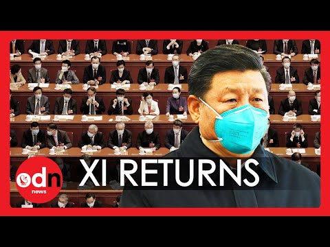 China's Communist Party Back in Business with Massive Political Gathering