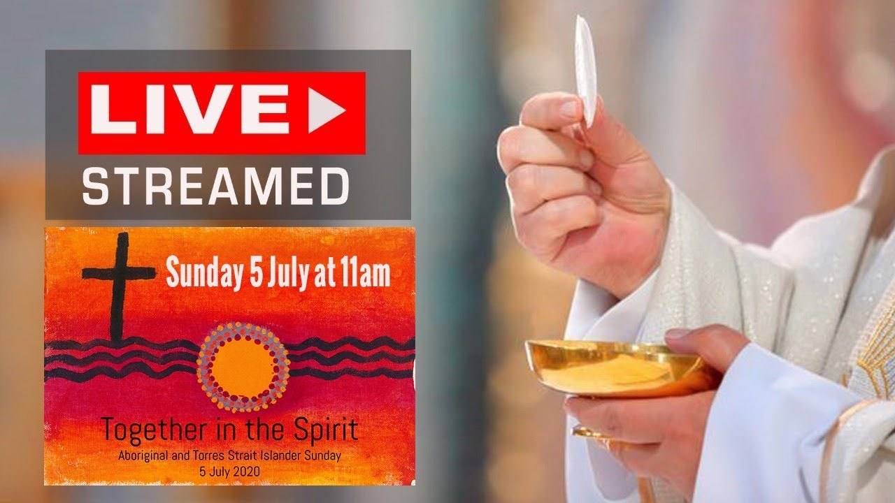 Live Streamed Mass: Sunday 11.00am with Archbishop Prowse