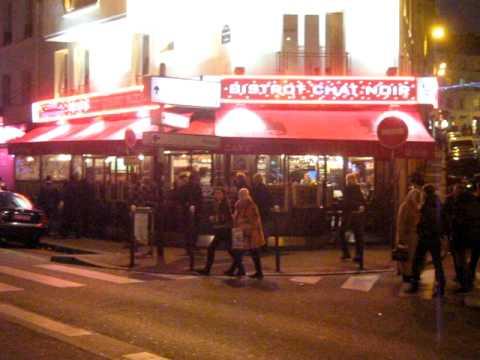 CAFE BISTRO CHAT NOIR  68 Boulevard De Clichy  75018 Paris, France