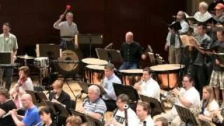Carmina Burana Concert / Rehearsal Timpani part 2