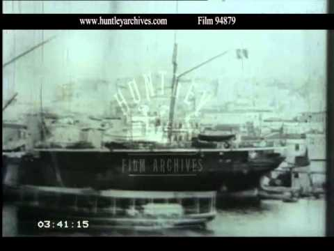 Turkish Port, 1890s - Film 94879