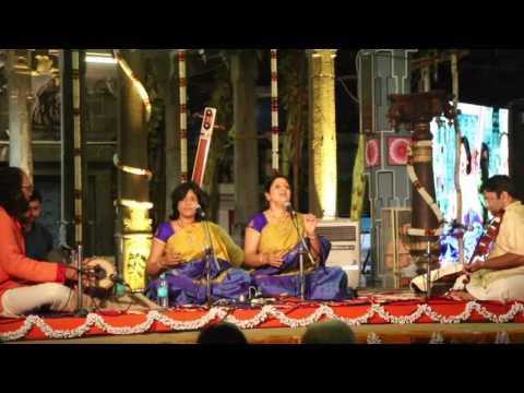 PANGUNI FEST 2017 / PRIYA SISTERS - CONCERT