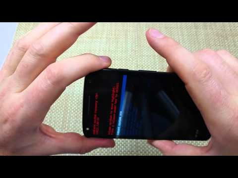 Motorola Droid TURBO 2 How to Wipe Cache Partition thru System Recovery X Force