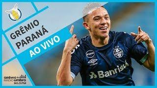 [AO VIVO] Grêmio x Paraná (Brasileirão 2018) l GrêmioTV