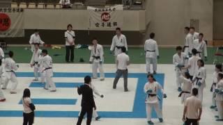 2017.05.28 西日本大学空手道選手権大会.