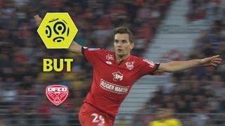 But Benjamin JEANNOT (87') / Dijon FCO - Paris Saint-Germain (1-2)  / 2017-18