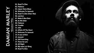 DAMIAN MARLEY GREATEST HITS   BEST SONGS OF DAMIAN MARLEY