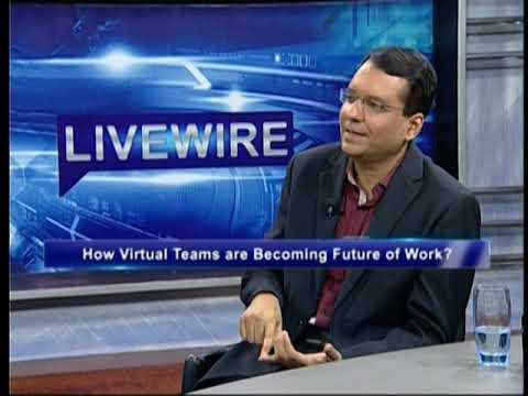 LIVE WIRE | IT Sector | Shiraz Anwar | 19, March 2018