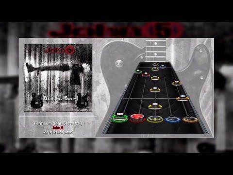 John 5 - Perineum (feat. Steve Vai) (Chart Preview + Full Album)