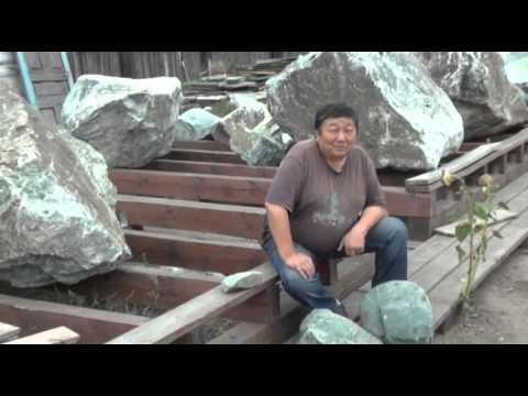 В Бурятии из незаконного оборота изъято более 40 тонн нефрита